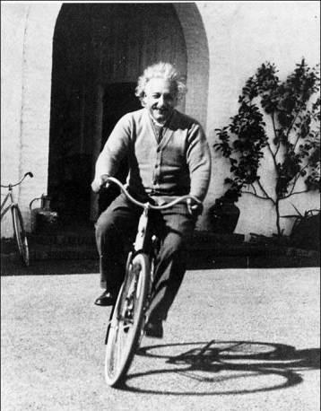 Eisntein-Bicicleta